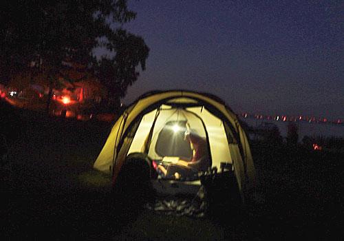 Camping-am-Lake-Sankt-Francis