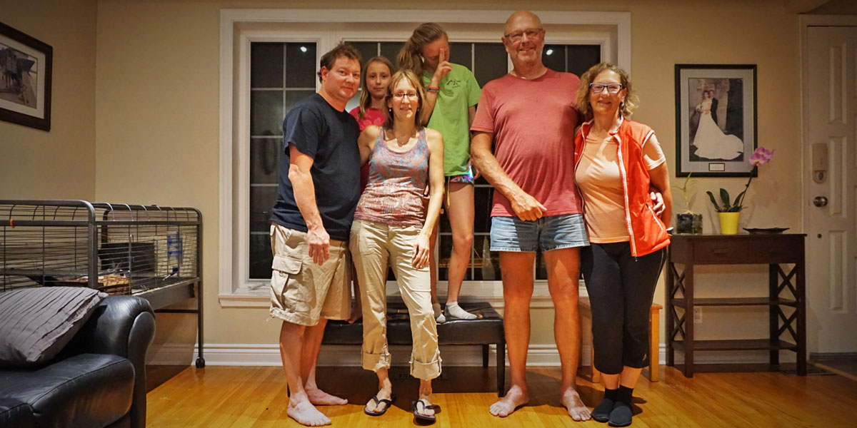 Familie-Douglas-mit-Karen-und-Werner-in-Toronto