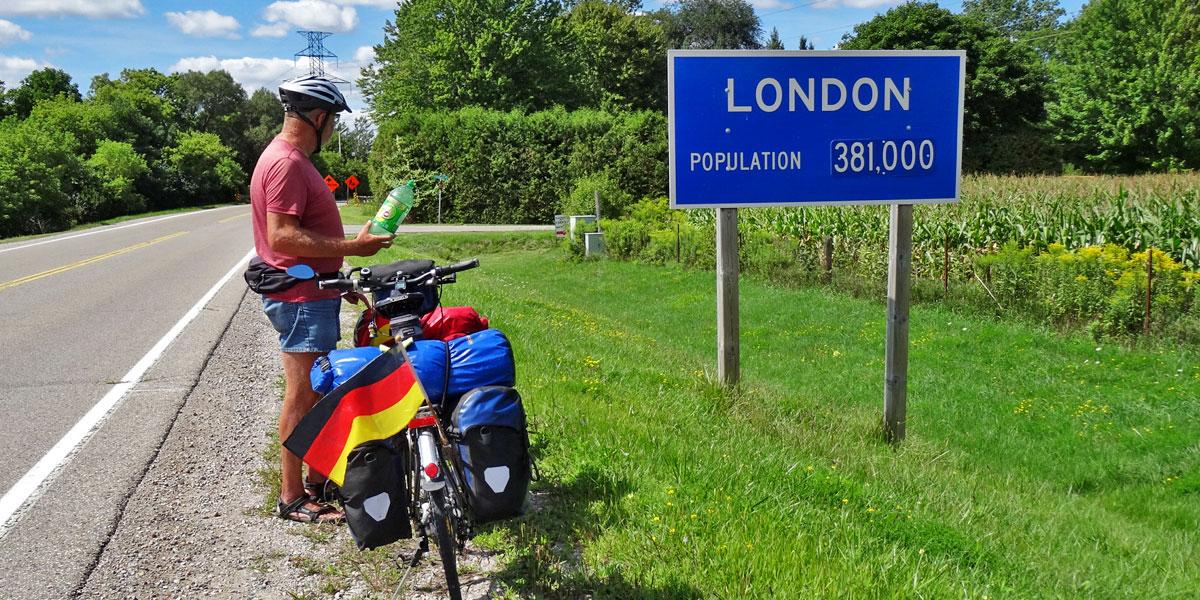 London-in-Ontario-Kanada