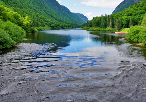 Jacques Cartier River