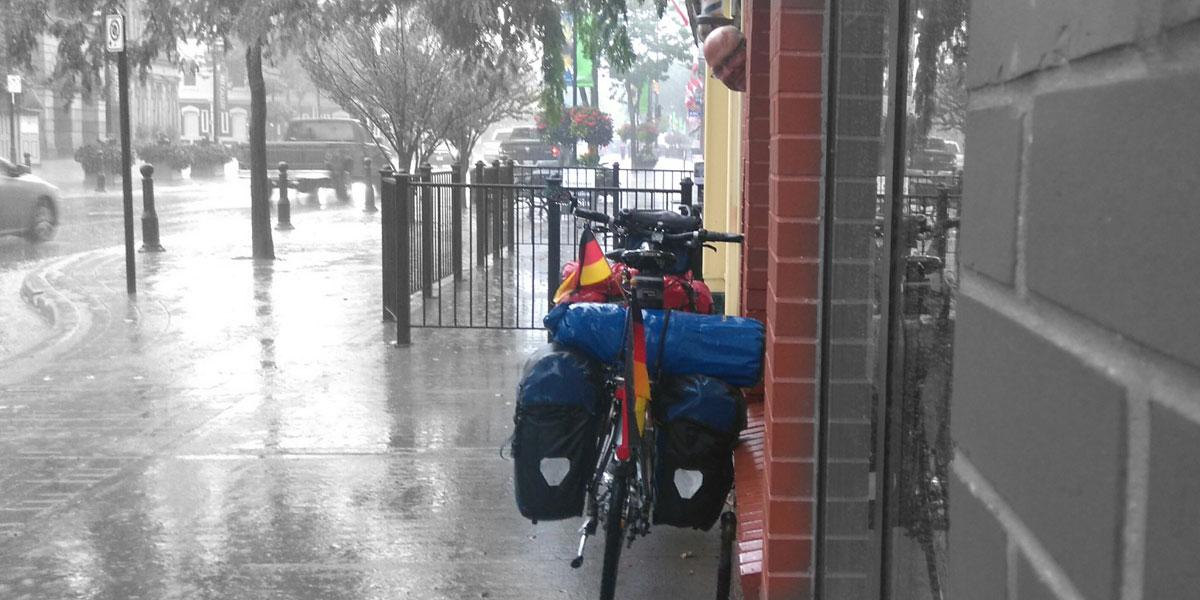 Der Tag an dem der Regen kam