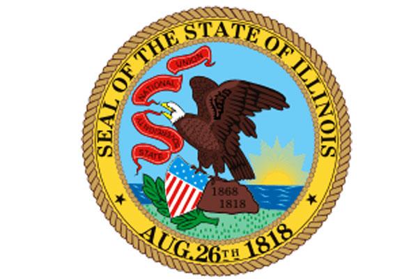 Wappen von Illinois