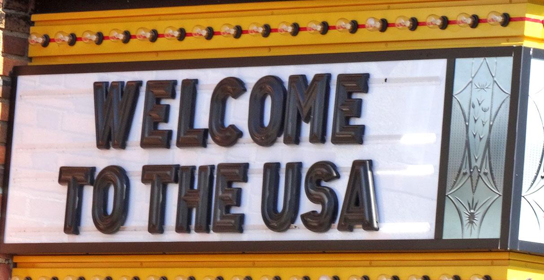 Vereinigte Staaten von America