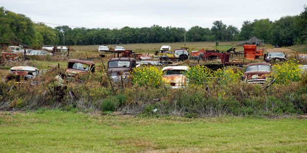 autofriedhof-in-texas