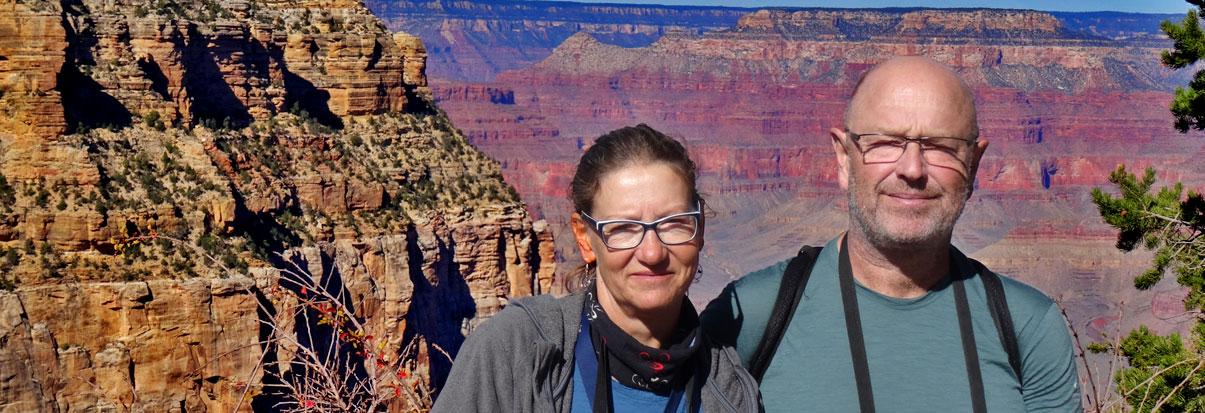 karen-wichert-und-werner-wilkens-am-grand-canyon-im-bundesstaat-arizona